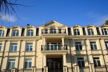 Vilnius,Zverynas city district