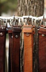 Leather belts, men fashion