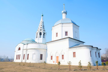 Cathedral of the Sacred Trinity in Serpukhov