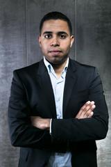 hispanic businessman