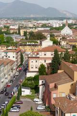 Pisa Old Town Center Cityscape