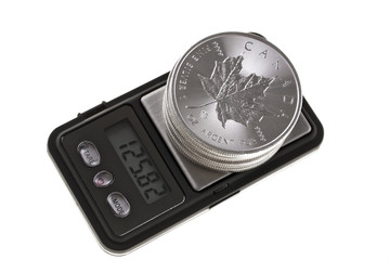 Canadian Silver Coin Investment, one ounce troy