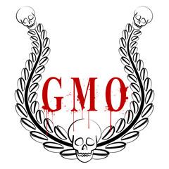 GMO emblem
