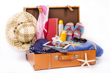ready to travel for the summer