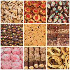 collection of maltese sweets