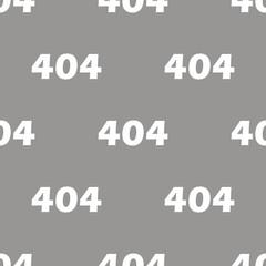 Error seamless pattern