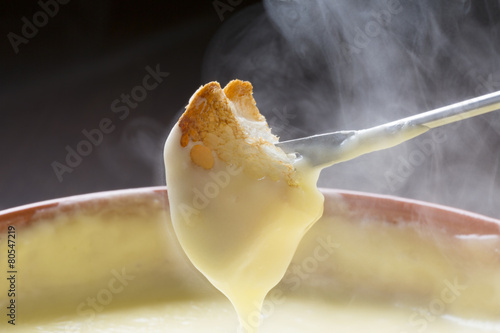 チーズフォンデュ - 80547219