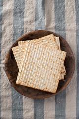 Matzah - Unleavened Bread for Passover