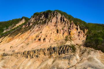 degeneretion of geology