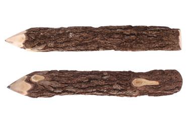 Pencil  Wood Bark