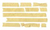 Torn Masking Tape