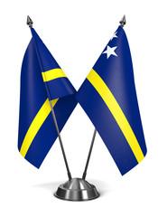 Curacao - Miniature Flags.