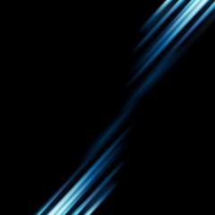 Conceptual dark blue stripes vector background