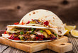 Chicken fajitas - 80559607