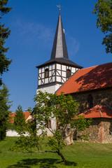 Kirche Pansfelde Falkenstein Harz
