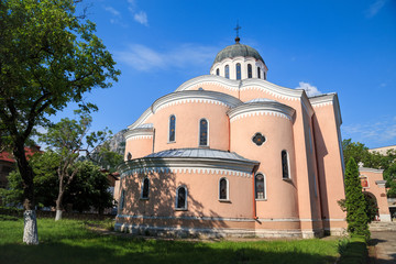 Cathedral temple of Holy Apostles, Vratsa, Bulgaria