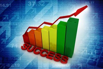 Business Graph Success