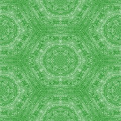 Abstract green pattern. Seamless texture background.