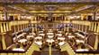 Cruise interior restaurant - 80564640