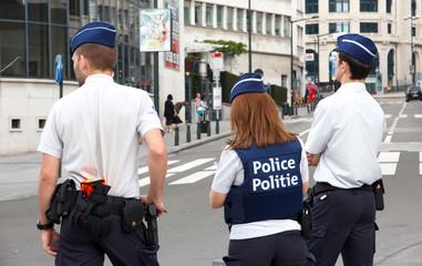 Belgian Flanders Police