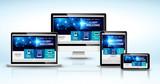 Web design concept. Vector - 80569403