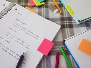 Study Language, Spanish