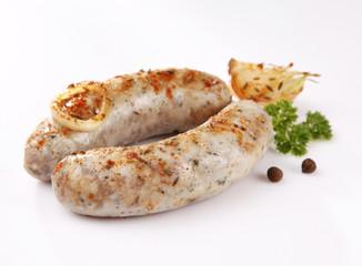 Roasted sausage