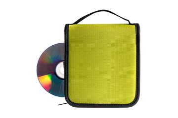 Bag for compact disks