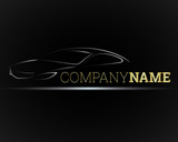 Car emblem for businesses