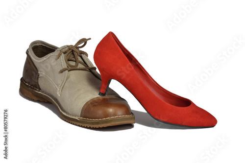 Under the heel - 80579276