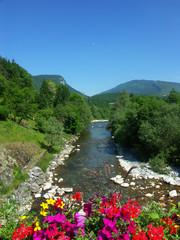 rivière en Savoie