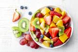 Photo: Fresh fruit salad
