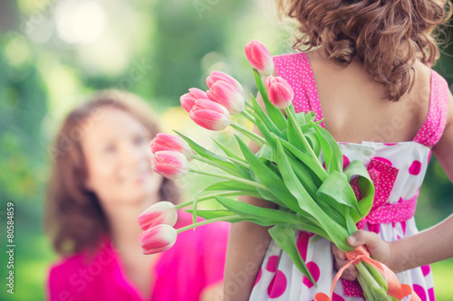 Leinwandbild Motiv Women's day