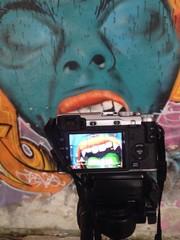 Foto di graffiti