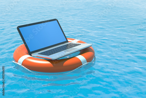 Laptop software rescue. - 80586690