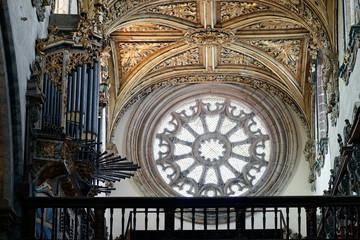 Oporto church of St. Francis.