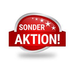 Icon Button Sonderaktion