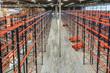 warehouse shelving high - 80589886