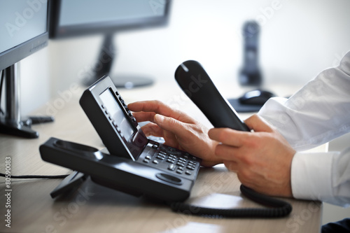 Dialing telephone keypad - 80590083