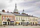 Marketplace in Nowy Sacz. Poland