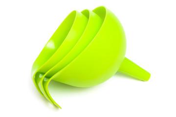 green funnels