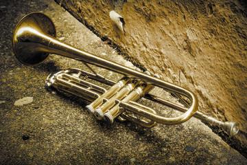 Old Trumpet Alleyway