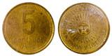 old argentine coin