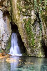 Litle waterfall