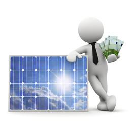 risparmio energetico con energia alternativa