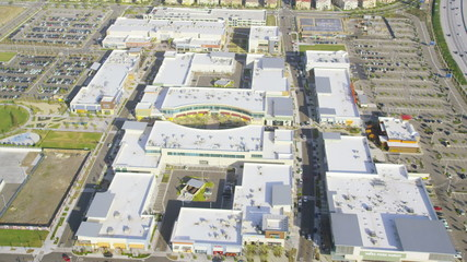 Aerial California Superstore