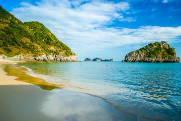 Beautiful rocky islands