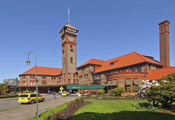 Union Station Portland Oregon.