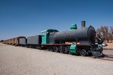 Ancient railway linking Turkey and Saudi Arabia