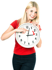 Time management concept. Summer time. Daylight Saving Time